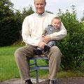 photo ayant servi pour le bébé et la position du bras