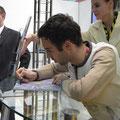 Михаил Кукушкин на автограф-сессии