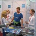 Андрей Голубев на автограф-сессии