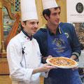Настоящая итальянская пицца от Потито и шеф-повара Гранд Отеля Европа Винченцо
