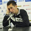 Сергей Стаховский на пресс-конференции