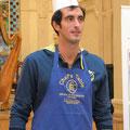 Потито Стараче на кулинарном мастер-классе