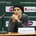 Светлана Кузнецова - после поражения в 1 круге очень сурова