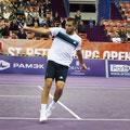Михаил Южный не оставил шансов своему американскому оппоненту и вышел в четвертьфинал турнира