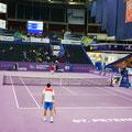 Четвертьфинал - Марин Чилич и Андреас Сеппи