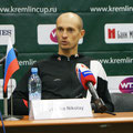 Николай Давыденко на пресс-конференции