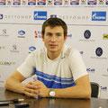 Сергей Бубка на пресс-концеренции