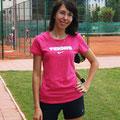 Я на кортах теннисной академии Элит