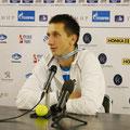Пресс-конференция Сергея Стаховского