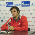 Теймураз Габашвили на пресс-конференции
