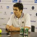 Пресс-конференция Игоря Куницына