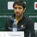 Янко Типсаревич на пресс-конференции - это всегда интересно!