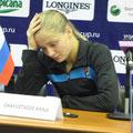 Послематчевая грусть Анны Чакветадзе