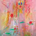 rairaiyoyo   2010 ,  canvas ,  oil painting ,  227,5 × 182 cm