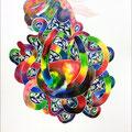 2011 ,  paper ,  aquarell ,  65,5 x 50,3 cm