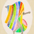 2012 ,  paper ,  aquarell ,  30 x 20 cm