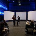 ZKM Zentrum fuer Kunst und Medien, Time is LOVE.10,  Mr. Wolff, Kisito Assangni.