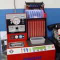 Prüfstand für Benzin-Einspritzventile
