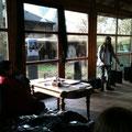 In Atelier Elmar Daucher Sunday 6 March with Hanna Blessing
