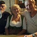 Che und Rosa ... Unterstützung aus der Schweiz