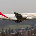 Airbus A380-861 A6-EER Emirates