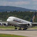 Airbus A380-841 9V-SKG Singapore Airlines
