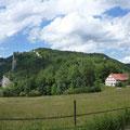 Naturpark Obere Donau, zwischen Tuttlingen und Sigmaringen