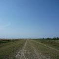 In Ungarn ist die Route dann auch mal weniger ausgebaut