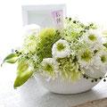 供花 ラフィネ ¥28,000(税別) D20×W40×H25cm
