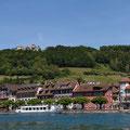 Stein Am Rhein mit Burg Hohenklingen