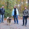 Pandou mit Sascha, Nadine und Dani