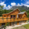 location chalet alpes du sud