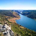 Krka Canyon unzählige mal rauf und runter zu den Viewpoints