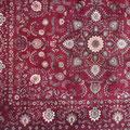 Kaschan Teppich,  Korkwolle auf Baumwolle, 250 x 300
