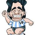 Diego Maradona - Futbolista