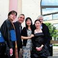 2011 Jury Concours Clés d'Or, Villemomble, Paris