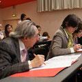 2011 Jury du Concours Magin, Paris