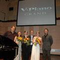 Roland Piano Grand 2010, avec Wim van Deuren, Vera Tsybakov, Elodie Vignon