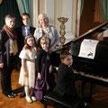 2014 Jury du Concours Zarebski, Lomianki/Varsovie