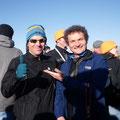 New York Marathon 2011 - DSK & Herbert Steffny