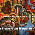 Hidden Treasure Art Magazine - UK/London - Yearbook 2014 - Vol. II