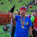 München Marathon 2012 - Daniel Sean Kaiser