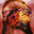 Wild Life (Mutant) - Acryl auf Leinwand (Acrylic on canvas) 50x70 cm - by Daniel Sean Kaiser