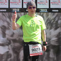 Hamburg Marathon 2013 - Daniel Sean Kaiser - Offizielles Finisherfoto