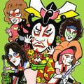 12-歌舞伎ロックス,似顔絵