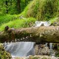 Wasserfall Bad Urach Nr.0454