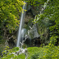 Wasserfall Bad Urach Nr.0452