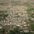 Vista aérea de Albalate de Cinca (Huesca). Foto de Internet.