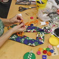 aag - playing with textile + plastic (picture by Christoph Ziegler)