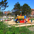 Kinderspielplatz in St.Peter-Ording